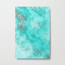 Farmhouse patina d171225 Metal Print