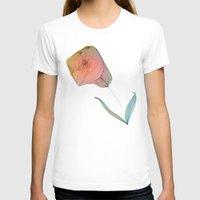 tulip T-shirts featuring Tulip by Brontosaurus
