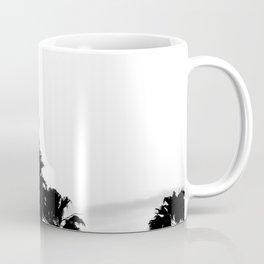Palm tree Line up! Coffee Mug