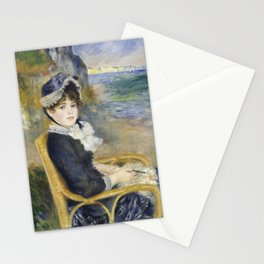 By the Seashore Stationery Cards