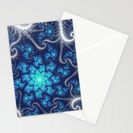 Winter Vortex Stationery Cards