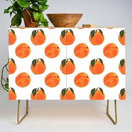 Peach Harvest Credenza