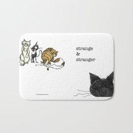 Stranger Bath Mat