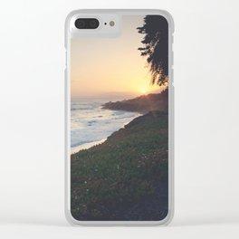 California Coast Clear iPhone Case