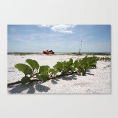 Destination: Relax  Canvas Print