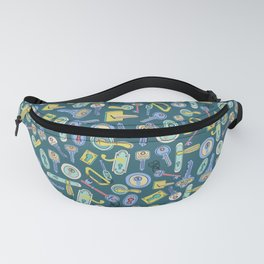 Moving Home House Warming - Teal Fanny Pack