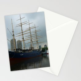 Moshulu And USS Olympia Stationery Cards