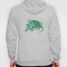 Armadillo, from the AlphaPod collection Hoody