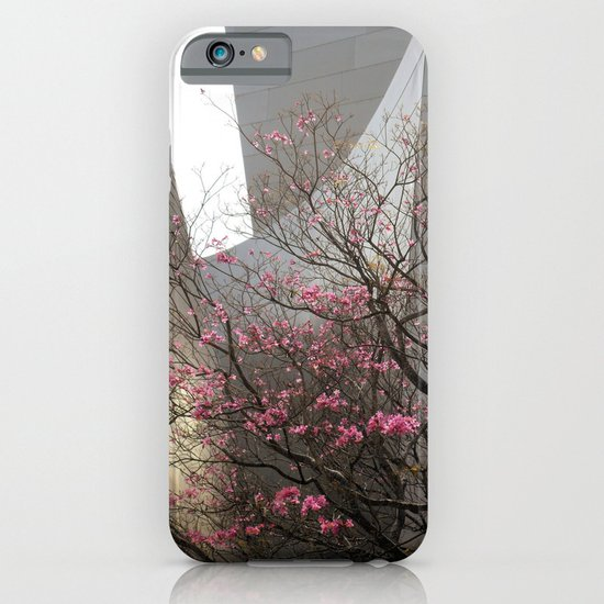City Blossoms iPhone & iPod Case