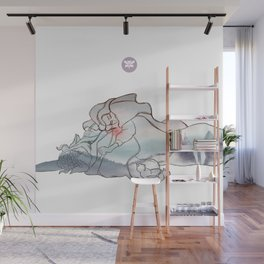 For who could ever learn to love a Beast? ♫ Wall Mural