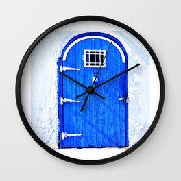 Doors exposition Wall Clock