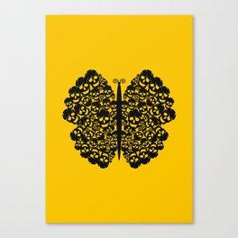 kelebek Canvas Print