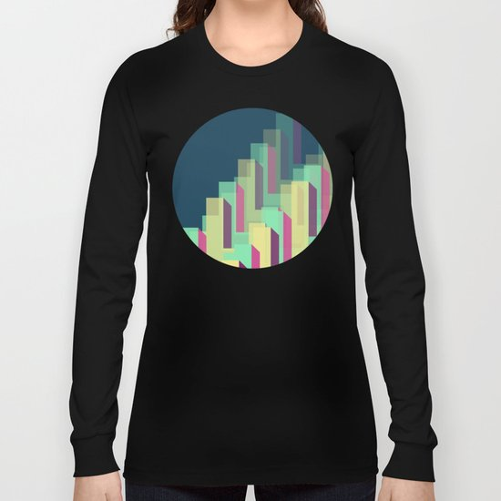 Blocks&Layers Long Sleeve T-shirt