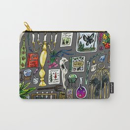 Witch Supplies Carry-All Pouch