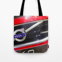 Volvo S60 T6 R-Design Logo Tote Bag