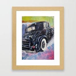 Packard Framed Art Print