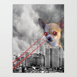 Chihuahuazilla Poster