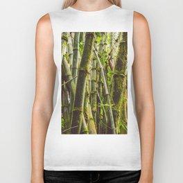 Bamboo Forest Biker Tank