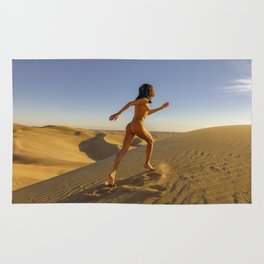 Sandy Dune Nude - The Run Rug