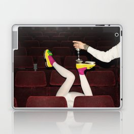 I enjoy going to the cinema. Taking a dress off. Closing my eyes. Watching the Dreamers. Laptop & iPad Skin