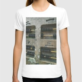 Ancient Abacus T-shirt