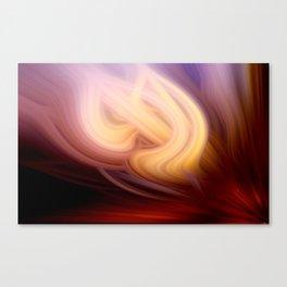 socium twirls Canvas Print