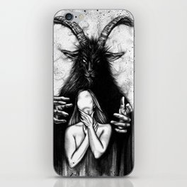 tell me everything iPhone Skin