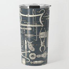 fiendish incisions metal Travel Mug