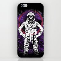 buzz lightyear iPhone & iPod Skins featuring This Ain't No Buzz Lightyear Action Flick by WhotheFisJC