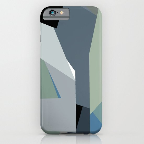 Dow Map iPhone & iPod Case