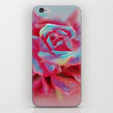 NEON ROSE iPhone & iPod Skin
