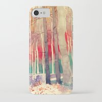 takmaj iPhone & iPod Cases featuring Woods by takmaj