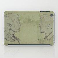 true detective iPad Cases featuring TRUE DETECTIVE by Tomcert