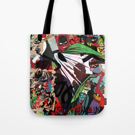 Crime City Tote Bag