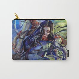 Lady Enmity Carry-All Pouch