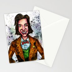 Wes Anderson Stationery Cards