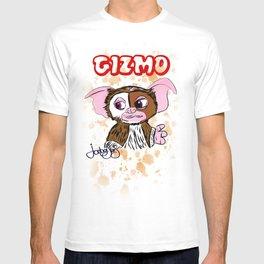 GIZMO - GREMLINS ILLUSTRATION  T-shirt