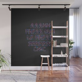 Freak Out!   Disco anthem   70s   Disco music Wall Mural