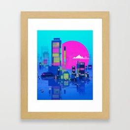 CONCORDE (everyday 11.16.16) Framed Art Print