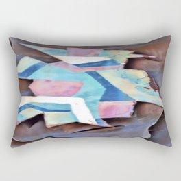 a little bit spanish Rectangular Pillow