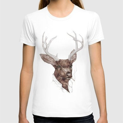 Smoking Buck