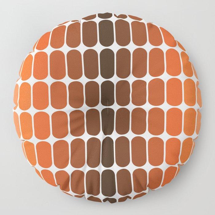 Desert Dusk Capsule Floor Pillow