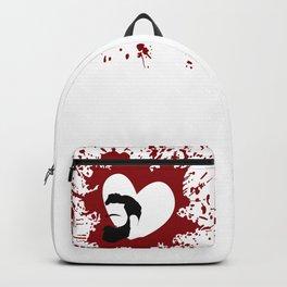 Gotta love a bearded man series - 4 Backpack