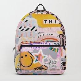 Purple Mood Backpack