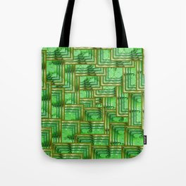 Green Haven 3 Tote Bag