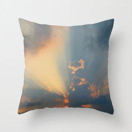SkyView Throw Pillow