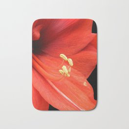 Red Hot Bath Mat