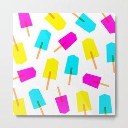 Ice Lollies 03 Metal Print