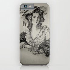 French Sketch IV Slim Case iPhone 6s