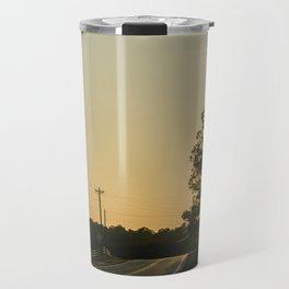 Countryside Sunset Travel Mug